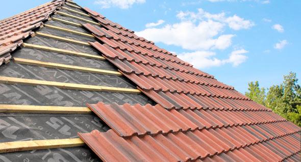 Prasidėjo paramos paraiškų surinkimas asbestinių stogų dangos keitimui