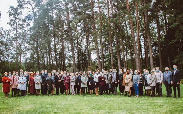 """Birštone vykusi konferencija """"LEADER galimybės Lietuvoje ir ES - geroji patirtis"""" subūrė pranešėjus iš visos Lietuvos"""