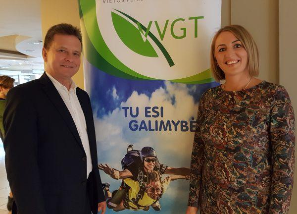 """Vietos veiklos grupių tinklo konferencija """"LEADER galimybės Lietuvoje ir ES - geroji patirtis"""""""