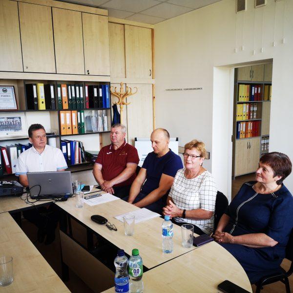 Už pasiektus pažangos vertinimo rodiklius – papildomas finansavimas Zarasų-Visagino regiono vietos veiklos grupės strategijai